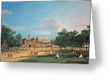 The Old Horse Guards Greeting Card