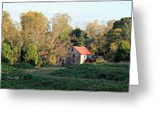 The Old Mill At Guilford II Greeting Card