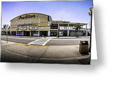 The Old Myrtle Beach Pavilion Greeting Card