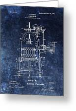 The Old Wine Press Greeting Card