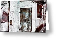 The Old Witch House Greeting Card