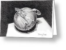 The Onion Greeting Card