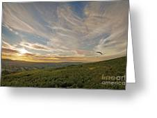 The Open Spaces Greeting Card