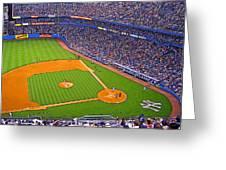 The Original Yankee Stadium Greeting Card