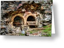 The Ovens Greeting Card
