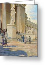 The Palace Of Fine Arts  Greeting Card