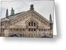 The Paris Opera Art Greeting Card