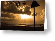 The Pass Byron Bay Greeting Card