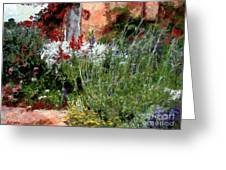 The Passion Of Summer Greeting Card