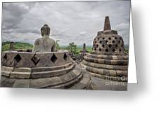 The Path Of The Buddha #5 Greeting Card