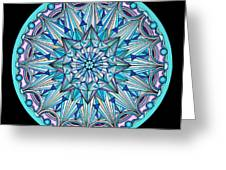 The Peace Within Greeting Card