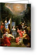 The Pentecost Greeting Card