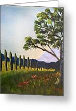 The Picnic Spot Greeting Card