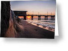 The Pier 2 Greeting Card