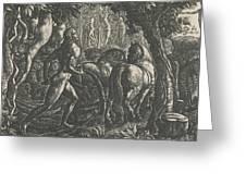 The Ploughman Greeting Card