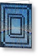 The Portal Greeting Card