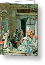 The Prayer Of The Faithful Greeting Card