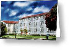 The Presidio  Greeting Card