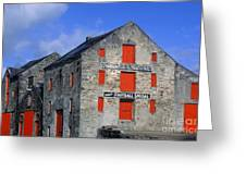 The Quays Greeting Card
