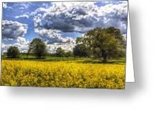 The Quiet Farm Greeting Card