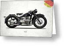 The R12 1935 Greeting Card
