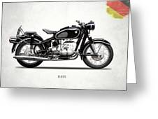 The R69s Greeting Card