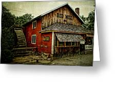 The Red Mill Greeting Card