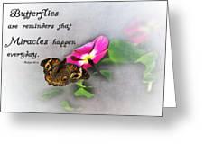 The Reminder Greeting Card