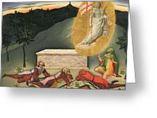 The Resurrection Greeting Card