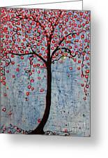 The Rhythm Tree Greeting Card