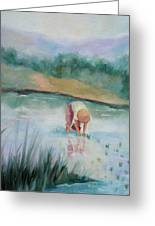 The Rice Planter Greeting Card