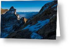 The Ridge Greeting Card