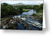 The River Sneem Greeting Card