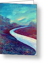 The Road - New Beginnings Greeting Card