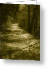 The Road To . . .  Greeting Card