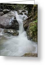 the Rock Falls Greeting Card