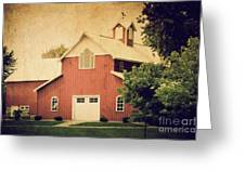 The Rocket Barn Greeting Card
