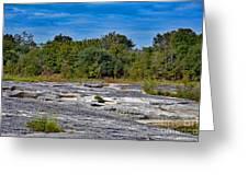 The Rocky Limestone Trail  Greeting Card