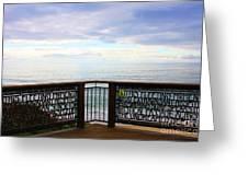 The Romance Of Laguna Beach Greeting Card