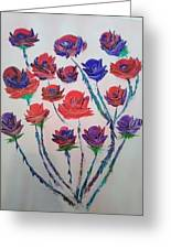 The Rose Series Greeting Card