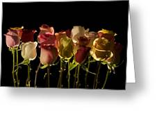 The Rose's Forest Greeting Card
