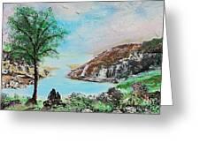The Rowan Tree Greeting Card