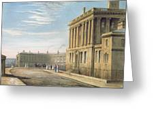 The Royal Crescent Greeting Card