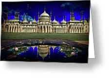 The Royal Pavilion At Sunrise Greeting Card