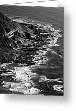 The Rugged Beauty Of The Oregon Coast - 4  Greeting Card