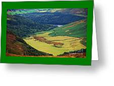 The Sally Gap Wicklow Greeting Card