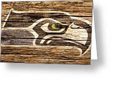 The Seattle Seahawks 2e Greeting Card