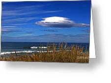 The Seductive Sea Greeting Card