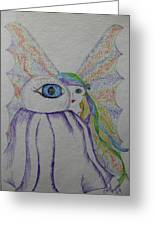The Seer Greeting Card