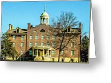 The Seminary  Greeting Card